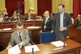 Bauzá quiere adelantar el congreso del PP balear para que sea justo después del nacional