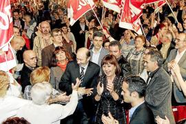 Antich pide a Armengol que lidere la 'travesía del desierto' del PSIB