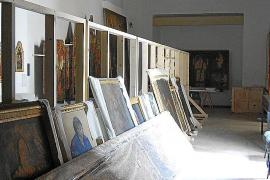 La Fundació Sa Nostra apoya el traslado del Museu de Mallorca al Centre Cultural