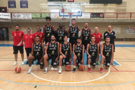 El Iberojet Palma se anota el segundo partido de pretemporada