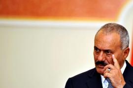 Saleh firma su retirada del poder en Yemen
