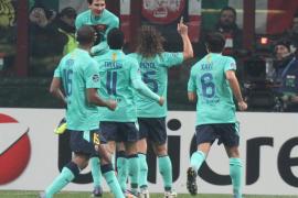 El Barça firma un triunfo de prestigio en un encuentro soberbio