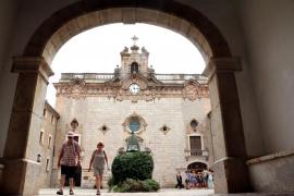 Rotarios inauguran este domingo el kilómetro 0 del Camino de Santiago desde Lluc