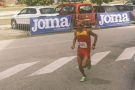 Tolo Fiol, campeón del mundo de ultrafondo en su categoría