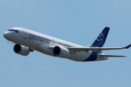Espacian las llegadas de aviones a Palma por las tormentas