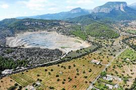 La cementera de Lloseta defiende explotar la cantera de Can Negret hasta el 2072