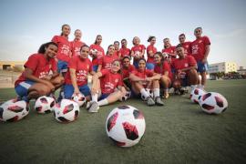 El Collerense femenino abre hoy la temporada con el ascenso como objetivo