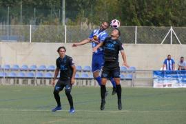 Dolorosa derrota del Atlètic Balears ante el Ejea
