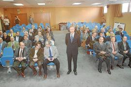 El delegado del Gobierno y una decena de cargos 'preparan las maletas'