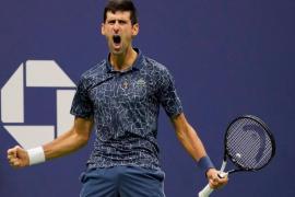 Djokovic vence a Del Potro y se proclama campeón del US Open