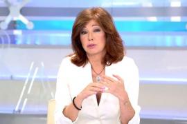 Ana Rosa se estrena con los primeros comentarios sobre la detención de su marido