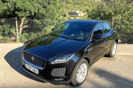 Jaguar E-Pace: Muy práctico y deportivo
