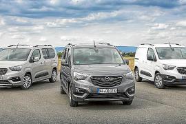 Opel, en el Salón Internacional de Vehículos Comerciales de Hannover