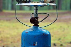 La explosión de un camping gas provoca heridas graves a un hombre y una amputación