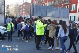 Unos 300 policías vigilarán el tráfico durante el curso escolar en Palma
