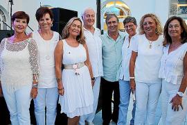 Nit d'Havaneres solidaria en el Club Náutico