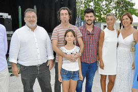 Santi Taura, pregonero en las fiestas de Lloseta