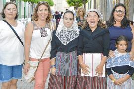 'Sa Processó' llena las calles de Santa Margalida