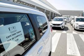 Los taxistas de Mallorca renuncian a montar una empresa tipo Uber