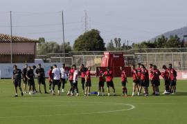 El Mallorca se adentra en la Copa