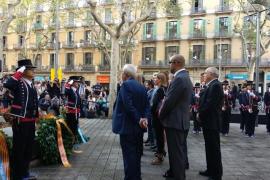 El Govern pide la libertad de los presos y a Sánchez «una solución política»