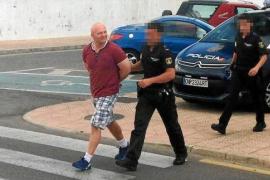 El ladrón de coches de Menorca se fuga de la cárcel en un permiso penitenciario