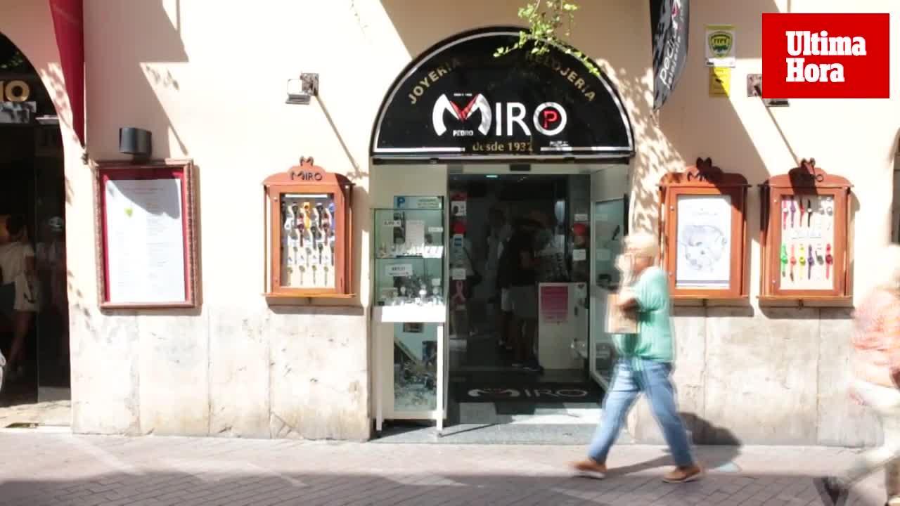 Joyería Miró: «Resulta más difícil padecer una crisis económica si te especializas»