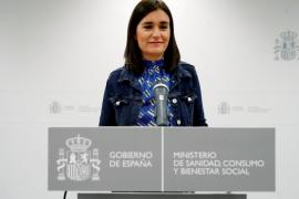 Dimite la ministra Carmen Montón