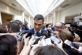 Pedro Sánchez, tras la dimisión de Montón: «Gracias. Tu decisión, valiente, te honra»