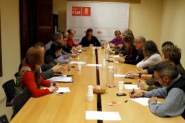 Los socialistas de Mallorca apelan a recuperar la confianza perdida «por la crisis»