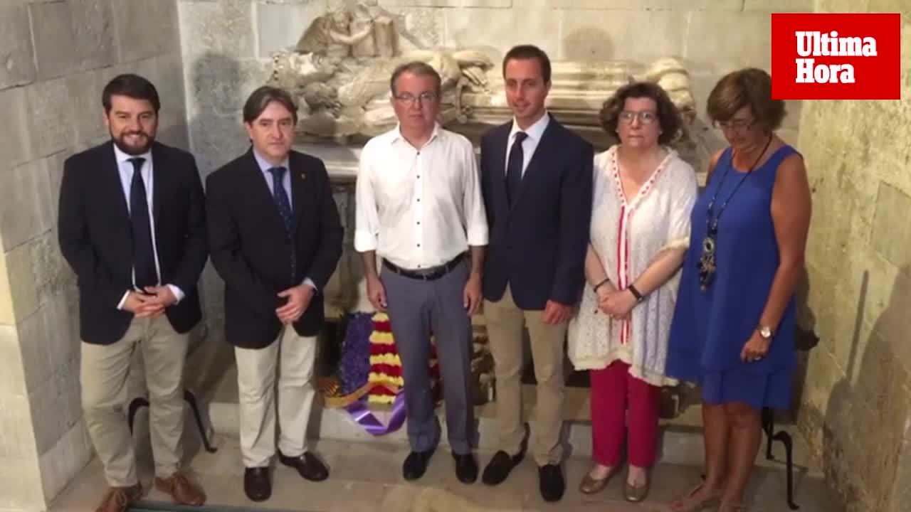 El PP mantiene viva la extinta diada de Mallorca del 12 de septiembre