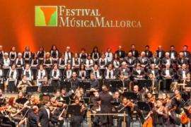 El Auditórium vive una nueva gala 'Viva l'Òpera' del Festival MúsicaMallorca