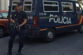 Detenido el presunto autor del robo en dos monasterios de Mallorca