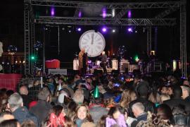 Palma celebrará la fiesta de fin de año en dos escenarios, con un presupuesto de 22.500 euros