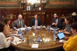 El Govern balear reclama en Madrid la aceleración de la negociación del REB