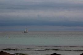 Los chubascos y tormentas afectarán este jueves a Mallorca y Menorca