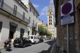 Cs pide al Ayuntamiento de Binissalem que las señales de tráfico estén en castellano y catalán