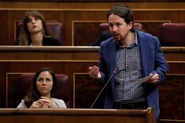 Pablo Iglesias lamenta la detención de Willy Toledo: «Defender la libertad de expresión se convierte en obligación»