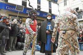 La igualdad llegará a todas las danzas y figuras de Manacor, incluida la fiesta de Sant Antoni