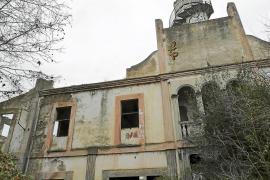 Los dueños de Can Morató, en Pollença, piden un cambio normativo para salvar la fábrica de la ruina