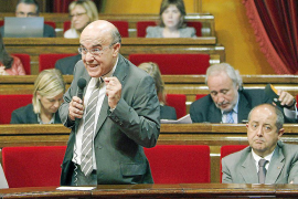 La Generalitat quiere aplicar siete nuevas tasas, entre ellas una para Justicia