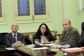 Gómez deja en manos de Palazón el cese del polémico gerente de IB3