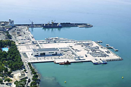 Alcúdia inicia los trámites para acoger barcos de crucero en su estación marítima