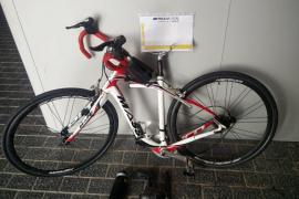Accidente de un ciclista en Llucmajor
