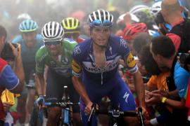 El ciclista mallorquín Enric Mas: «Yo también lucharé por la victoria en la Vuelta»