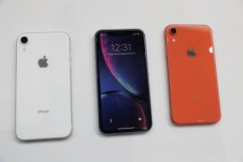 Los nuevos iPhone se pueden reservar desde este viernes y se entregarán el día 21