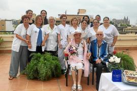 Una emotiva boda en el Hospital General de Palma