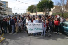 PSIB y PSM se opondrán «en la calle» a que el Govern recupere es Guix, ses Fontanelles y Monport