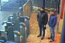 Dos espías rusos detenidos en Holanda en relación al caso Skripal