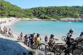 Octubre, el mes de las bicicletas en Menorca